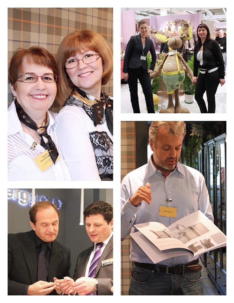 команда и клиенты компании шеф петрофф принимают участвие в семинаре